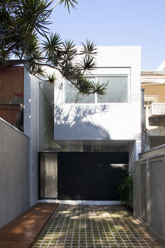 Casa 4 x 30 / CR2 Arquitectos + FGMF Arquitectos. Image © Fran Parente
