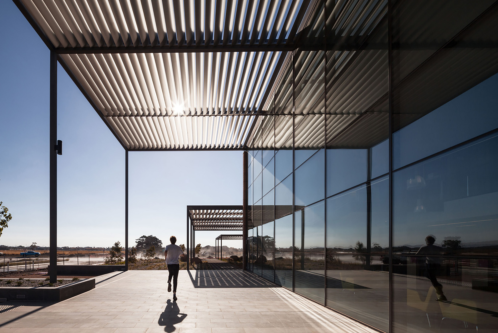 Craigieburn Library / Francis-Jones Morehen Thorp, © Trevor Mein