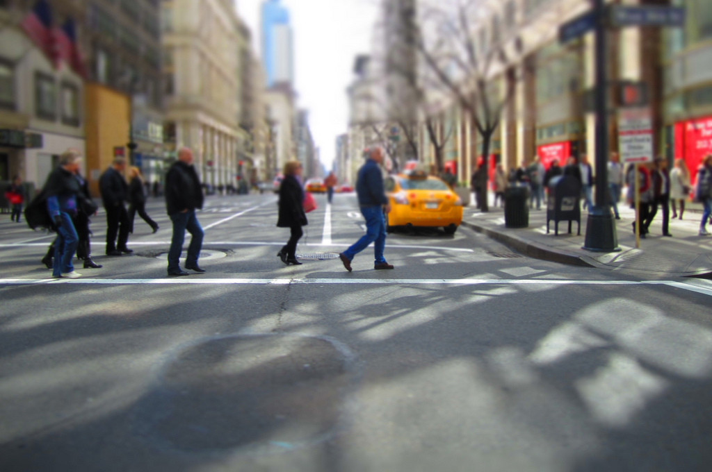 A City Without Cars: New York's Recovery from Automobile Dominance, © Flickr CC User Healey McFabulous