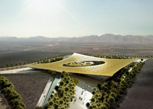 Courtesy of Rafael de La-Hoz Arquitectos