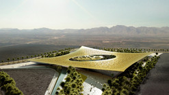 Rafael de La-Hoz Arquitectos Takes a Page Out of the Quran to Design a Natural Oasis