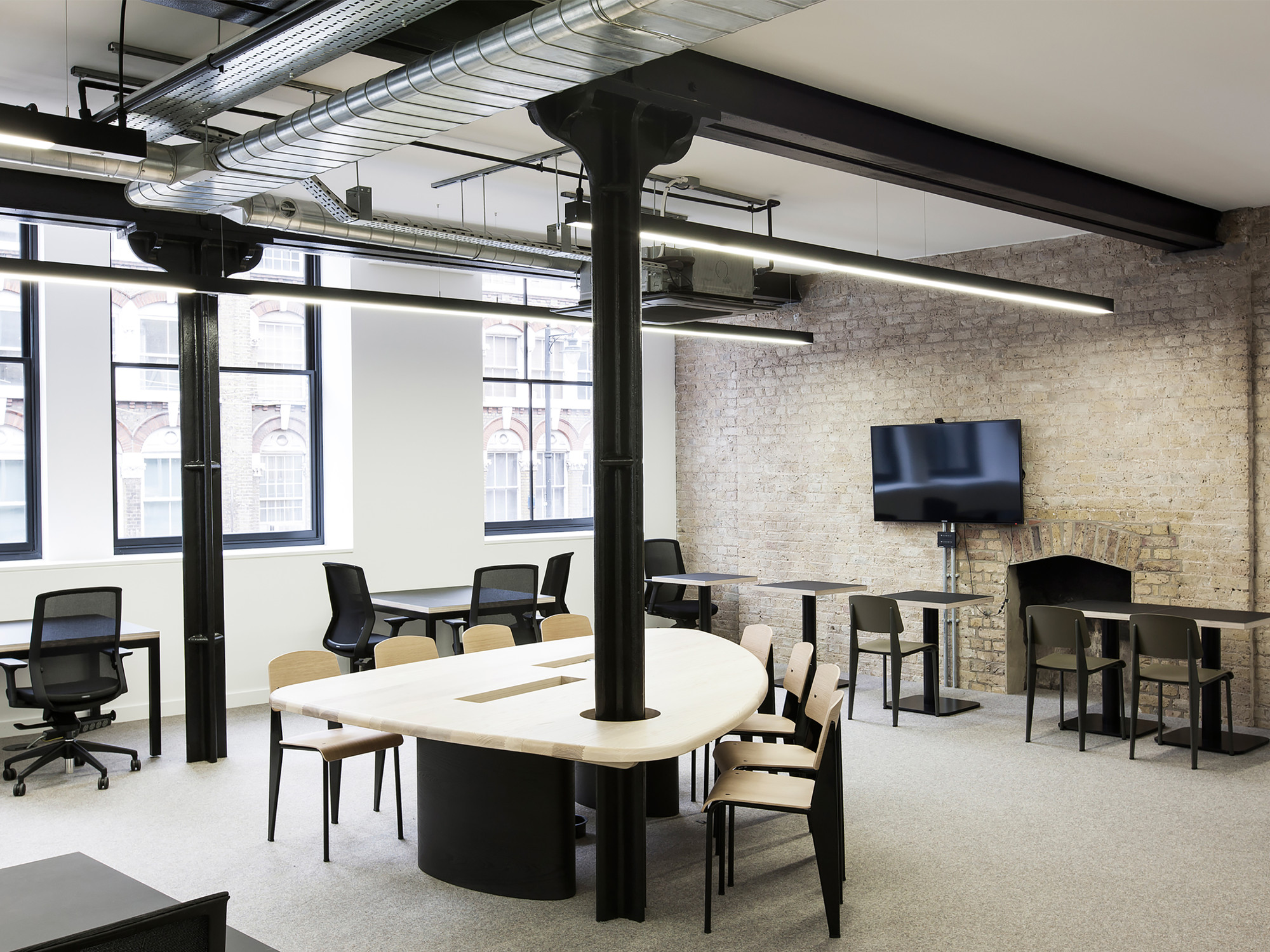 Gallery of capco and bold rocket offices d ds for Office design london
