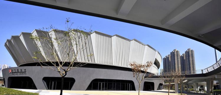 Hong Kong Velodrome / P&T Group, © P&T Group