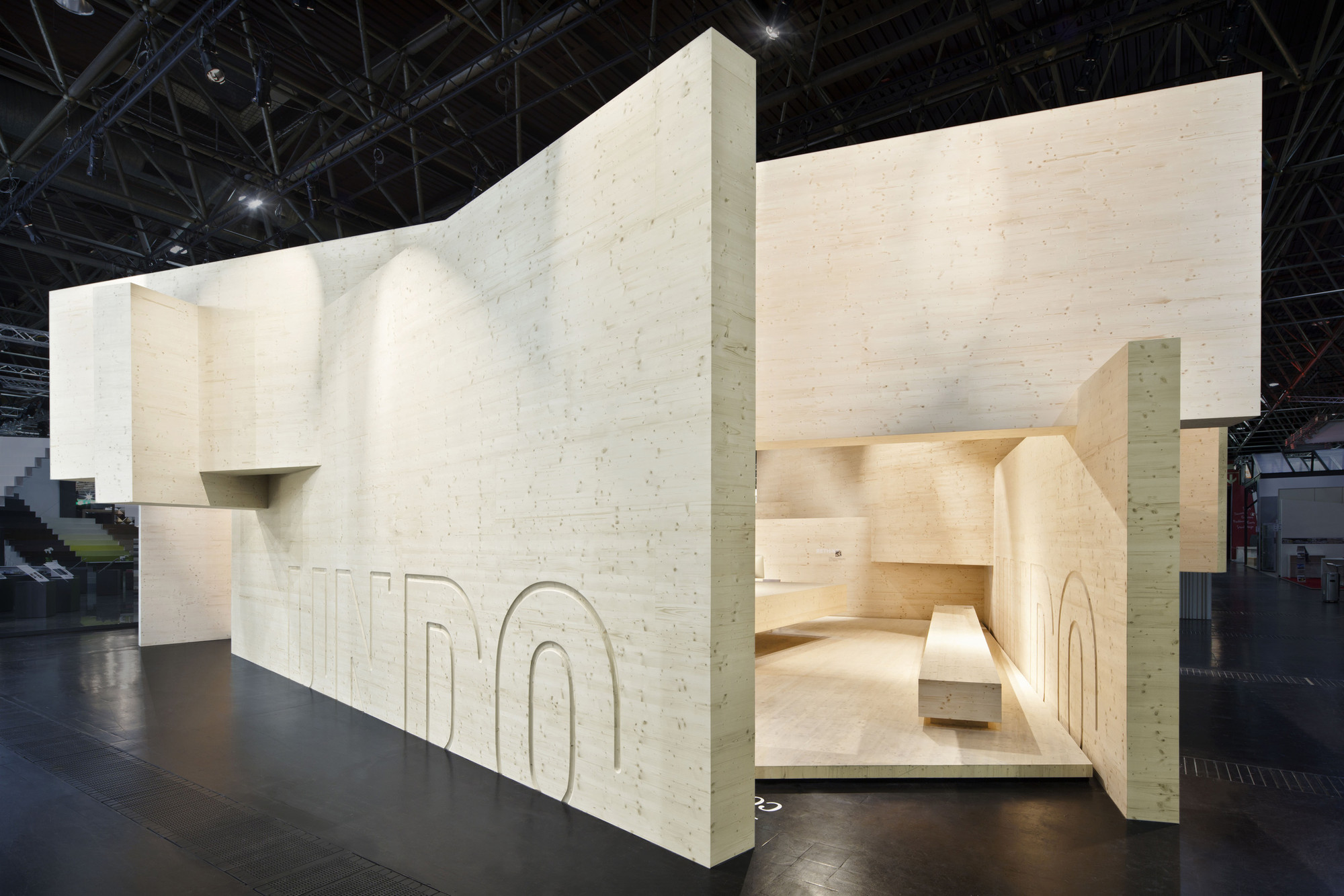 D Exhibition Design : Euroshop stand d art design gruppe archdaily