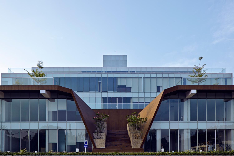 Grha Adhi Media Complex / Atelier TT, © Martin Westlake