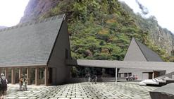 Primer Lugar en concurso de ideas para futuras intervenciones en Machu Picchu / Perú