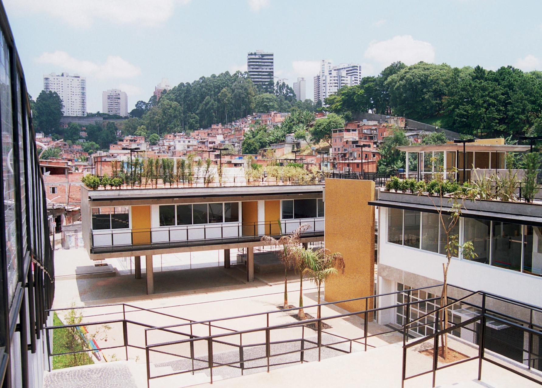 FGMF recebe o Prêmio Latino-Americano de Arquitetura Rogelio Salmona: espaços abertos, espaços coletivos, Projeto premiado de FGMF - Edifício Projeto Viver. Image Courtesy of Fundação Rogelio Salmona