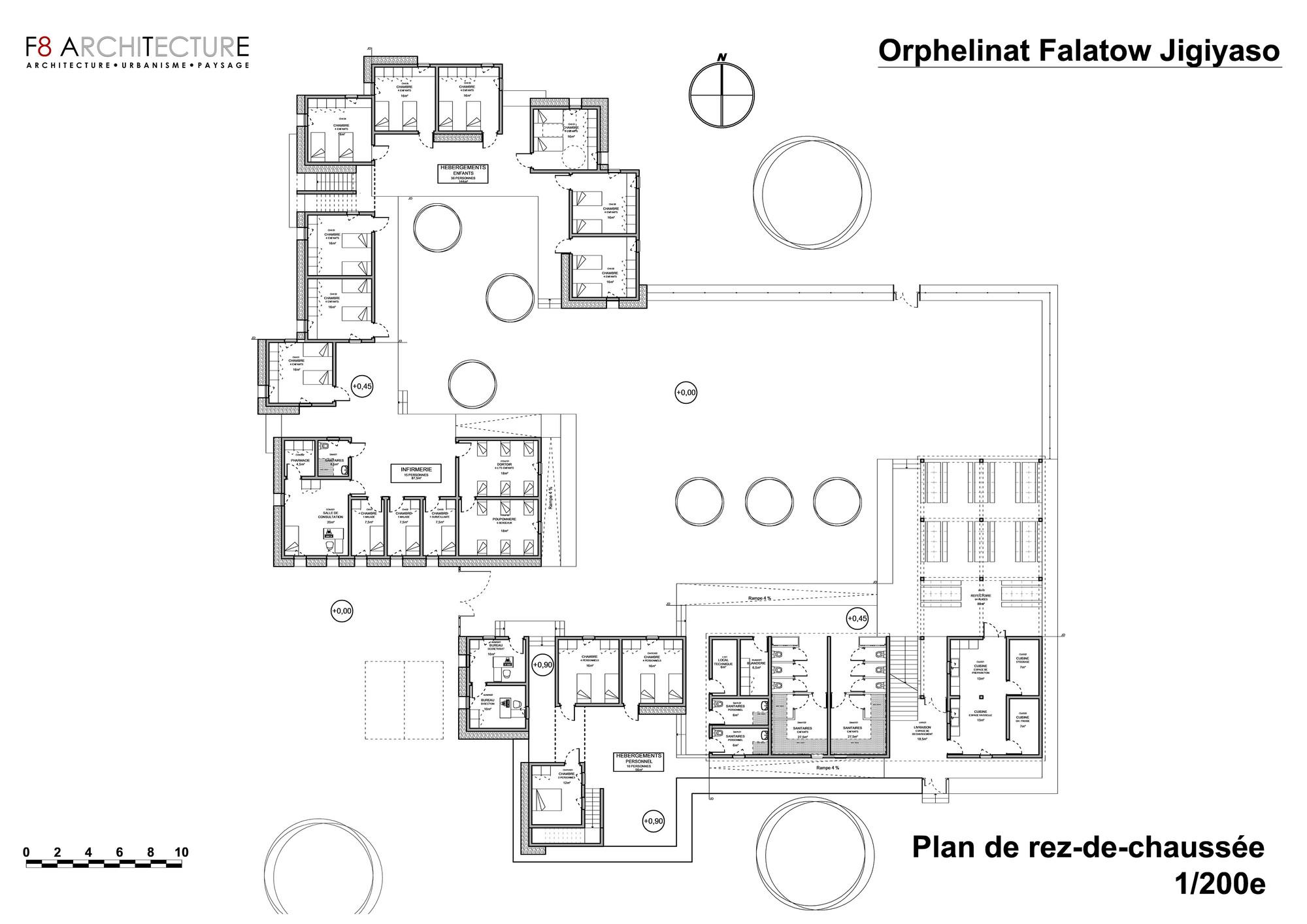 Gallery Of Falatow Jigiyaso Orphanage F8 Architecture