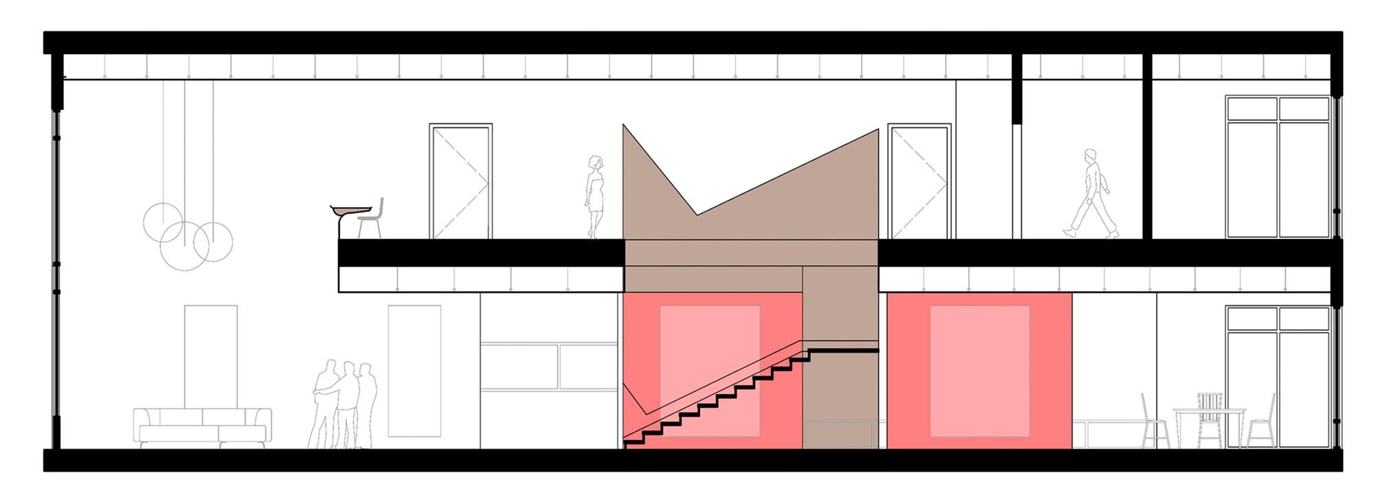 galer a de penthouse plata greenfield 32. Black Bedroom Furniture Sets. Home Design Ideas