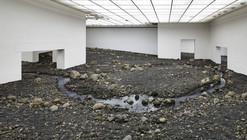 Olafur Eliasson Creates an Indoor Riverbed at Danish Museum