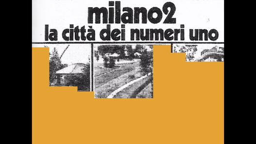 SALES ODDITY. Milano2 And The Direct-To-Home TV Urbanism. Image Courtesy of  Andrés Jaque / Office for Political Innovation