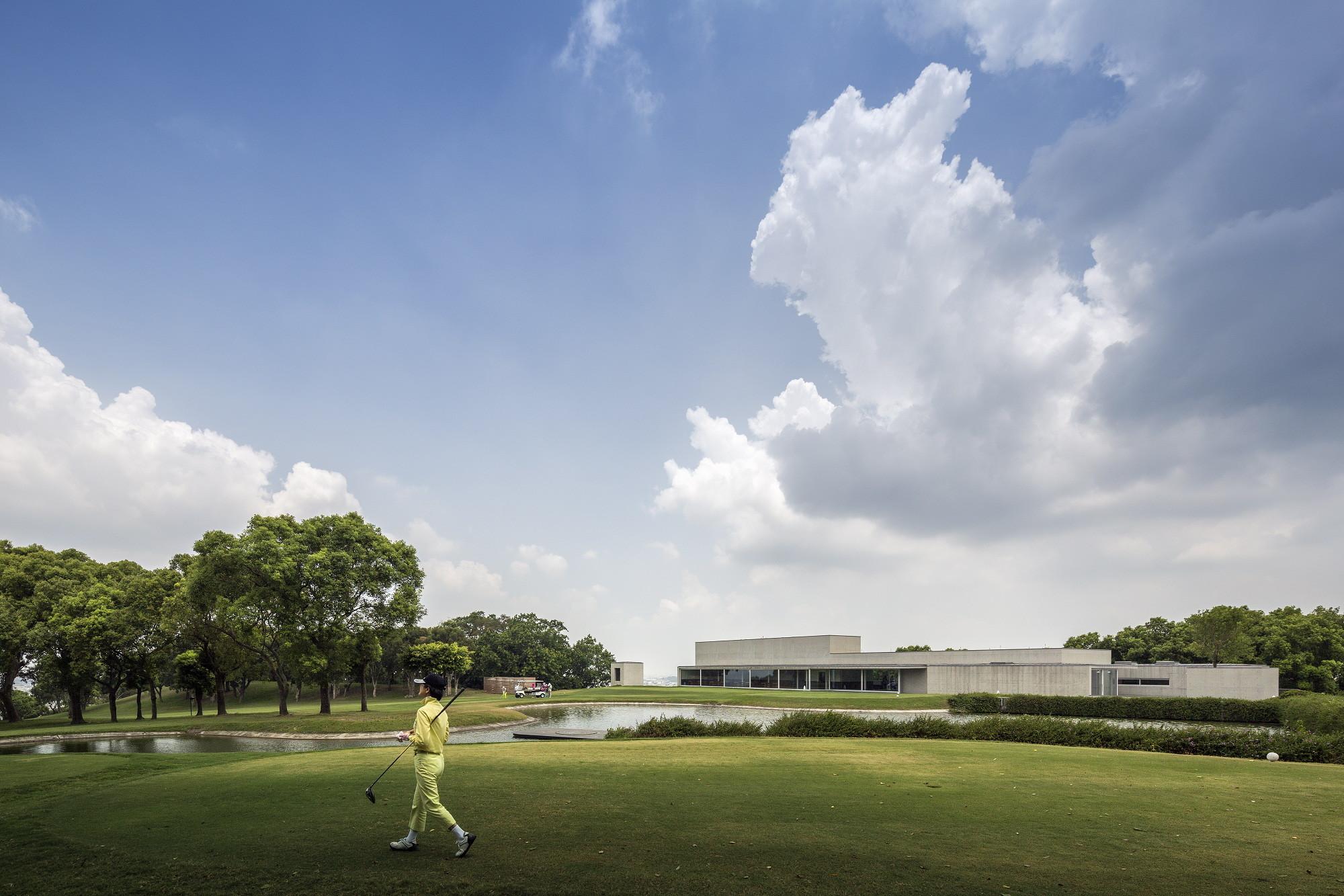 Se inaugura la Siza House en el Club de Golf de Changhua, Taiwan, © Fernando Guerra | FG+SG
