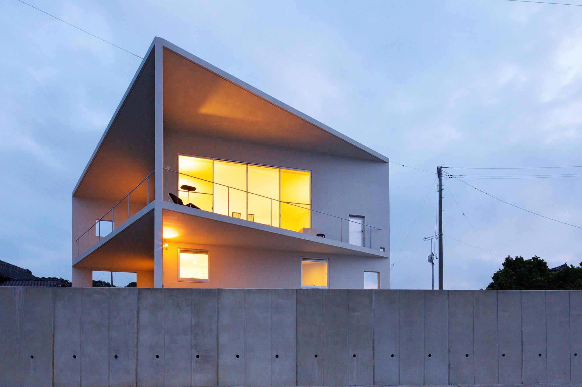 P2Villa Shinsyo / Szki Architects, © Katsuya Suzuki'