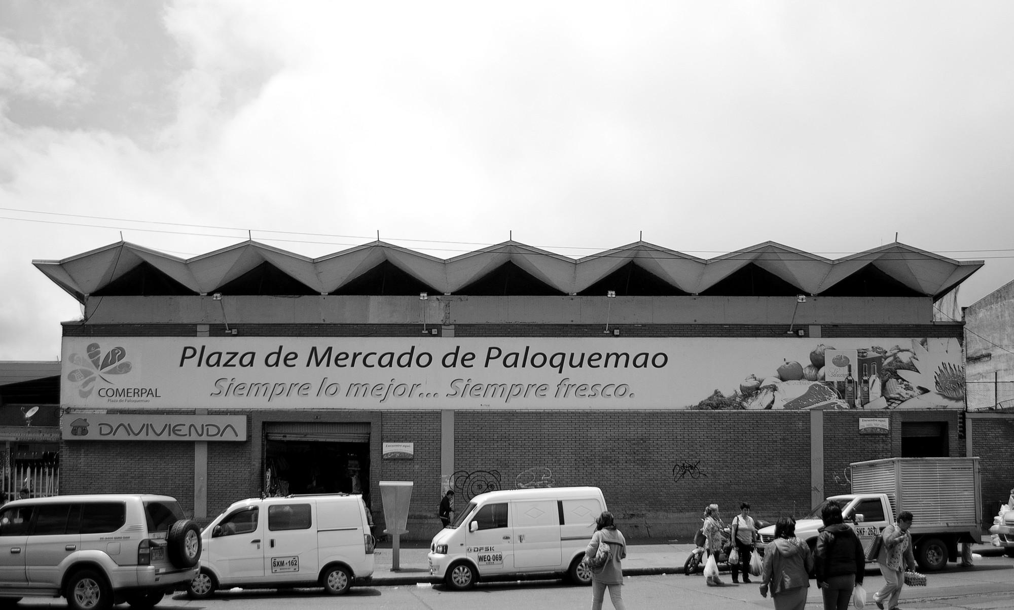 Clásicos de Arquitectura: Plaza de Mercado de Paloquemao / Dicken Castro, Jacques Mosseri, © Javier Rey