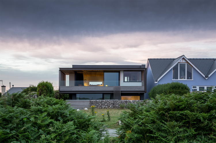 Cliff House / Hyde + Hyde Architects, Courtesy of Hyde + Hyde Architects