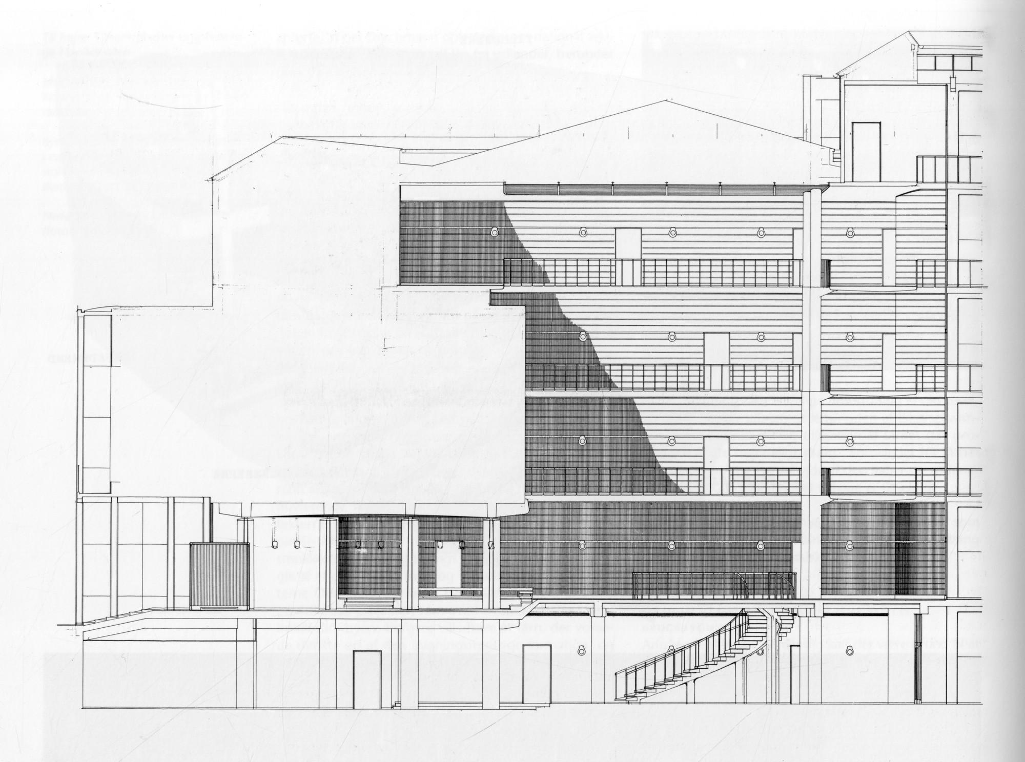 Gallery Of Ad Classics Aarhus City Hall Arne Jacobsen