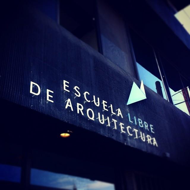Escuela Libre de Arquitectura en Tijuana, una escuela de arquitectos para arquitectos
