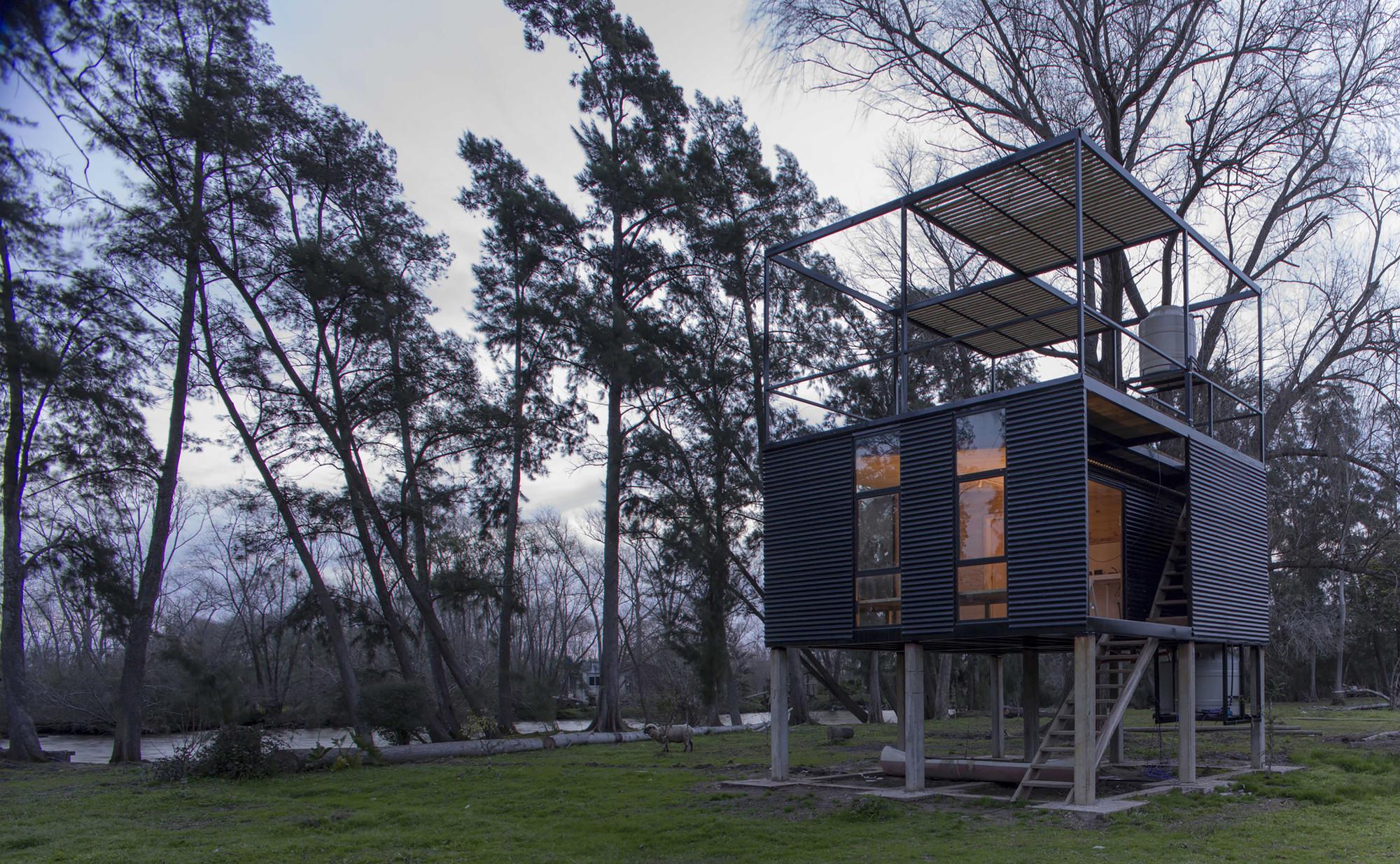 Delta Cabin / AToT, © Manuel Ciarlotti