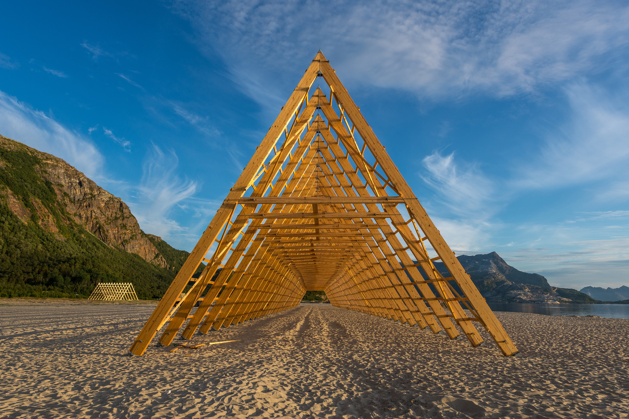 SALT Festival Installations / Rintala Eggertsson Architects, © Gunnar Holmstad