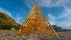 SALT Festival Installations / Rintala Eggertsson Architects
