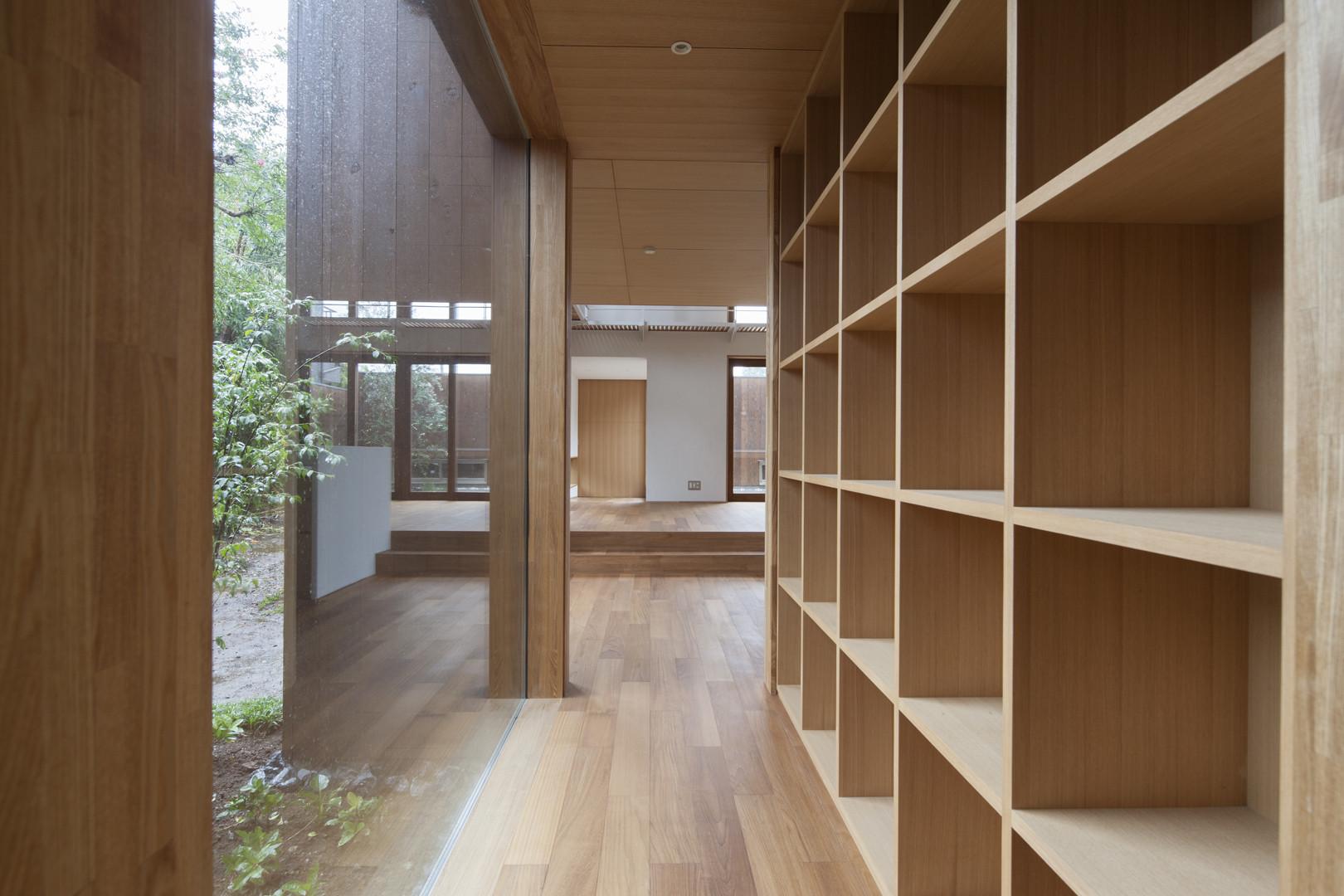 House in Komae / architect cafe, © Satoshi Asakawa