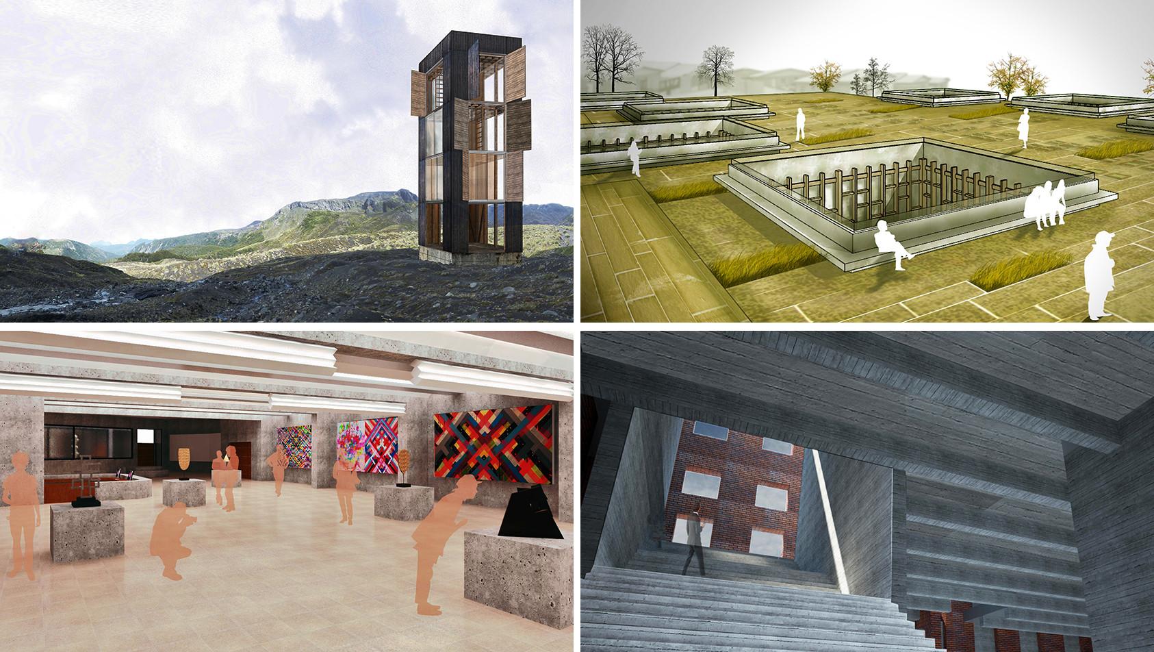 Resultados del concurso nacional de proyectos de pregrado for Arquitectura de proyectos