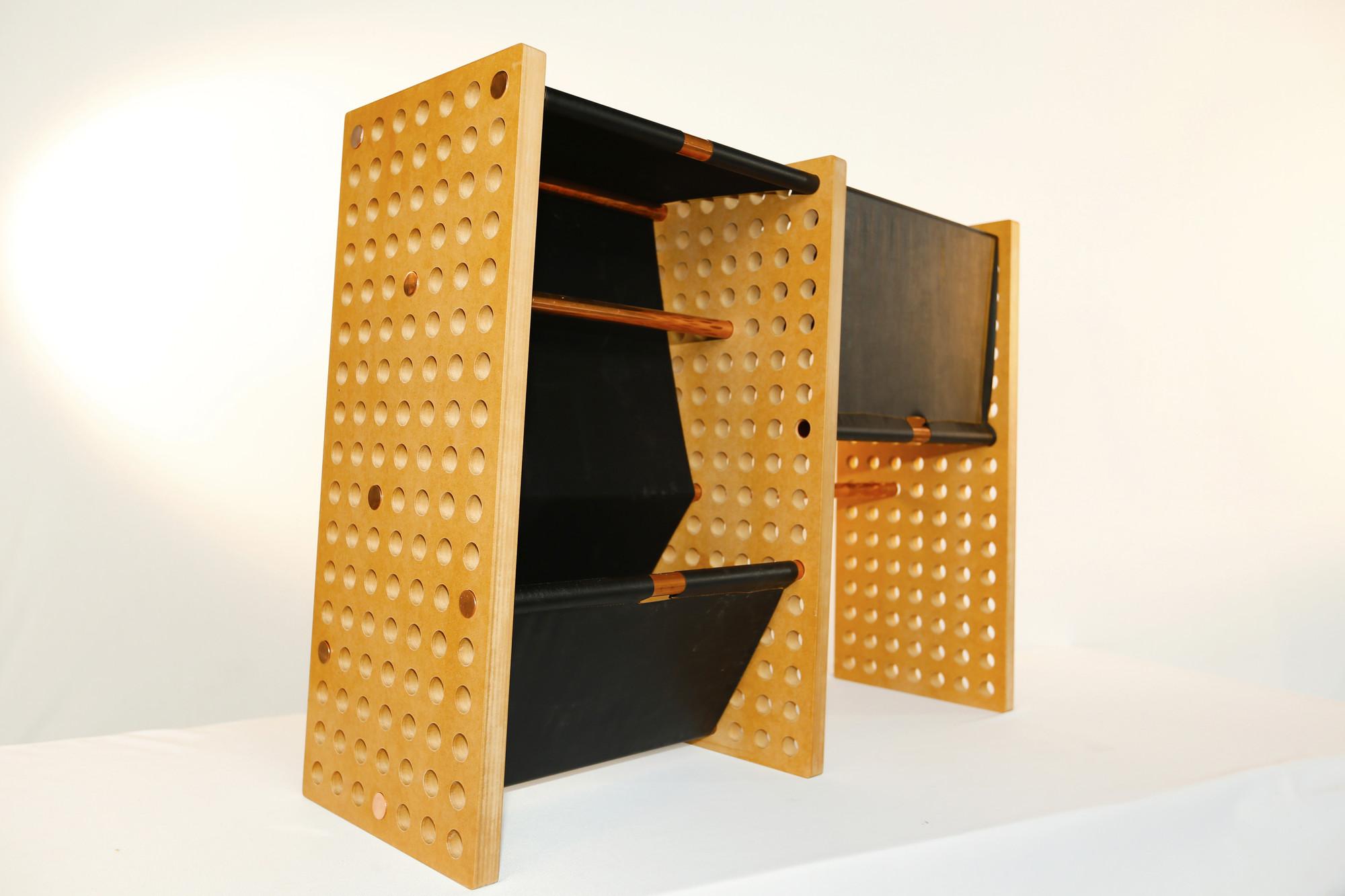 Ganadores Concurso Masisa 10 Muebles Modulares Y Vers Tiles Para  # Muebles Modulares