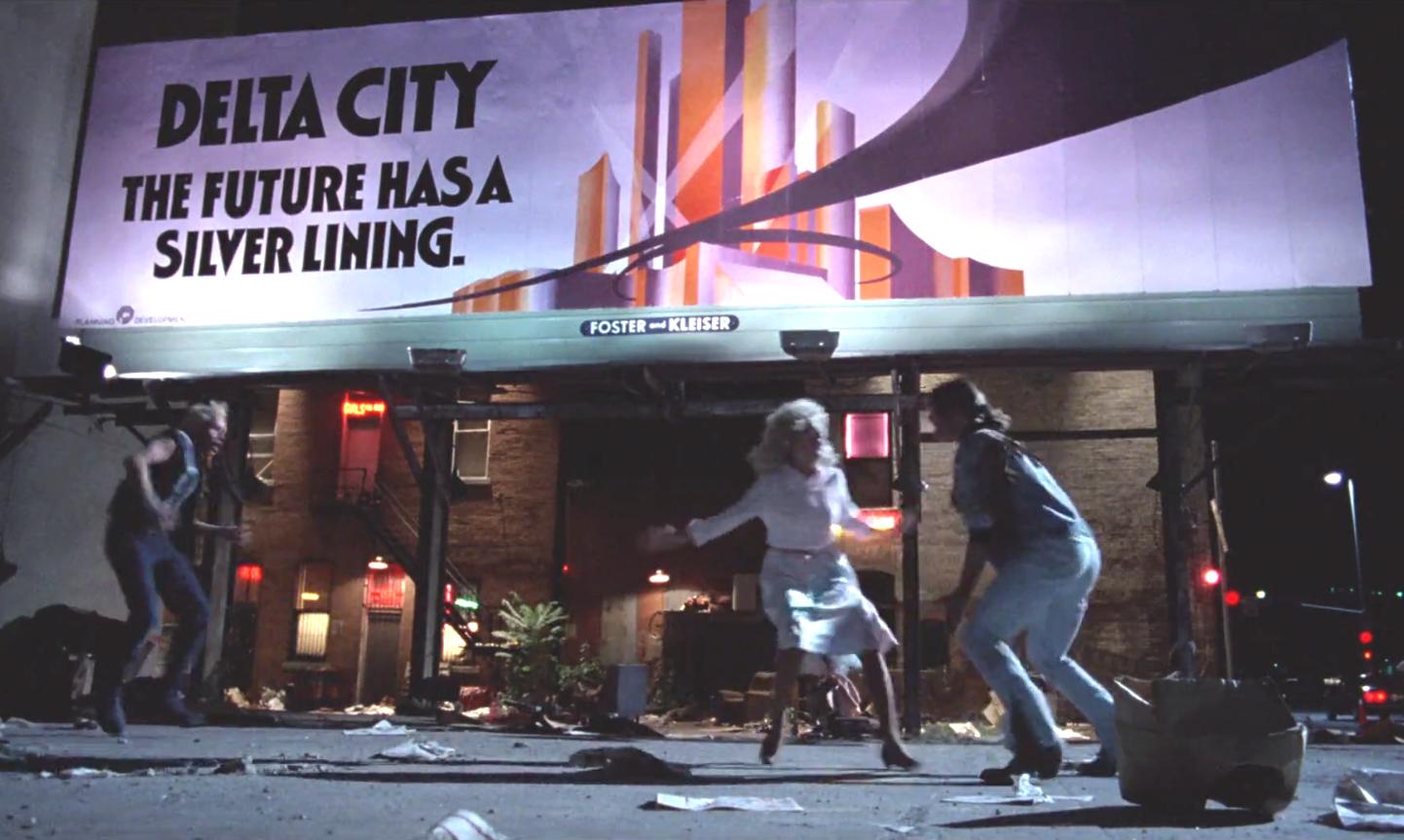 """Cine y Arquitectura: """"Robocop (1987)"""""""