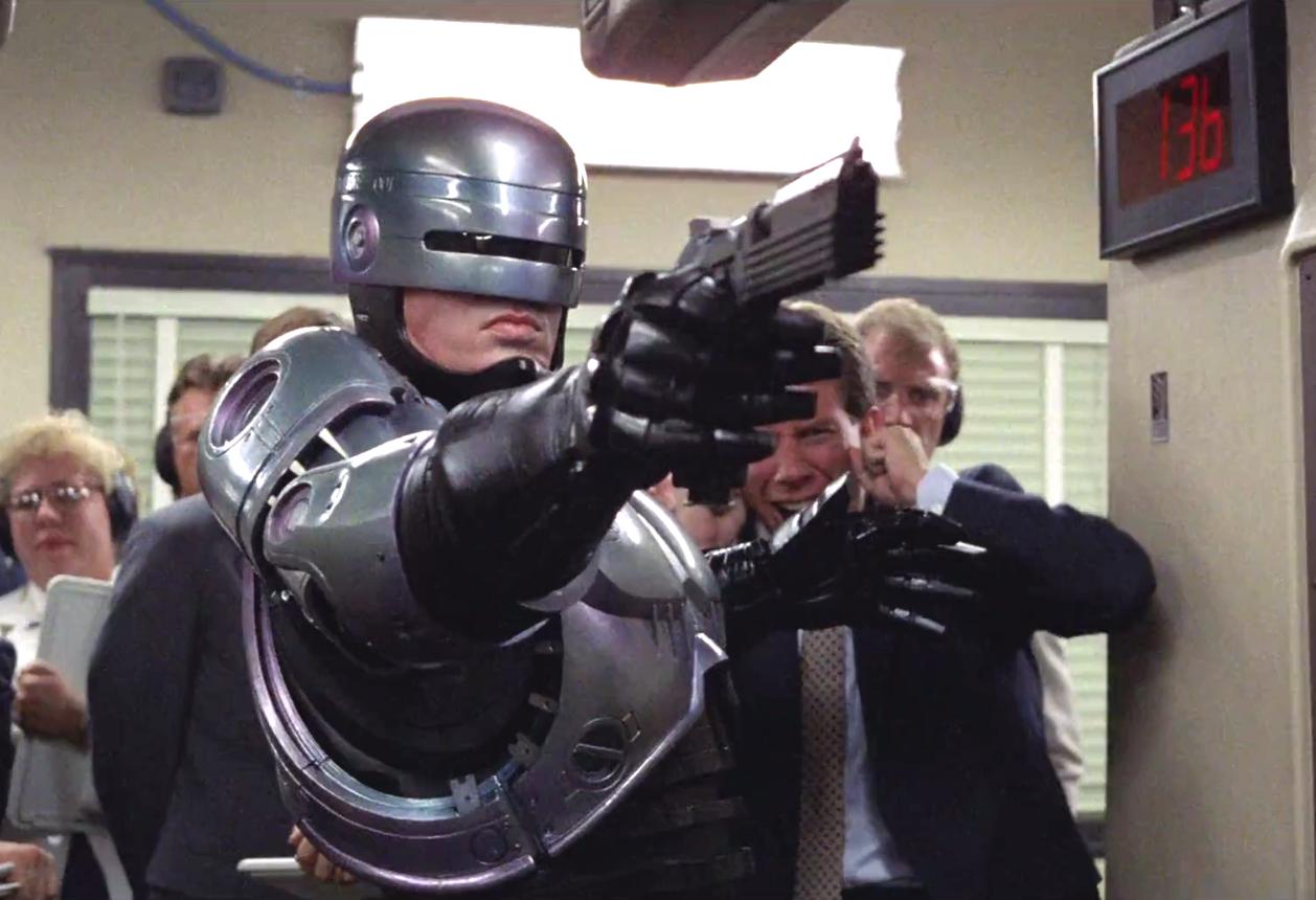 """Cinema e Arquitetura: """"Robocop (1987)"""""""