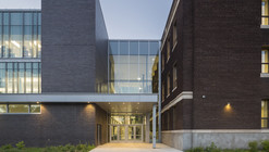 Collège Saint-Louis / Marosi Troy Architectes + Jodoin Lamarre Pratte architectes