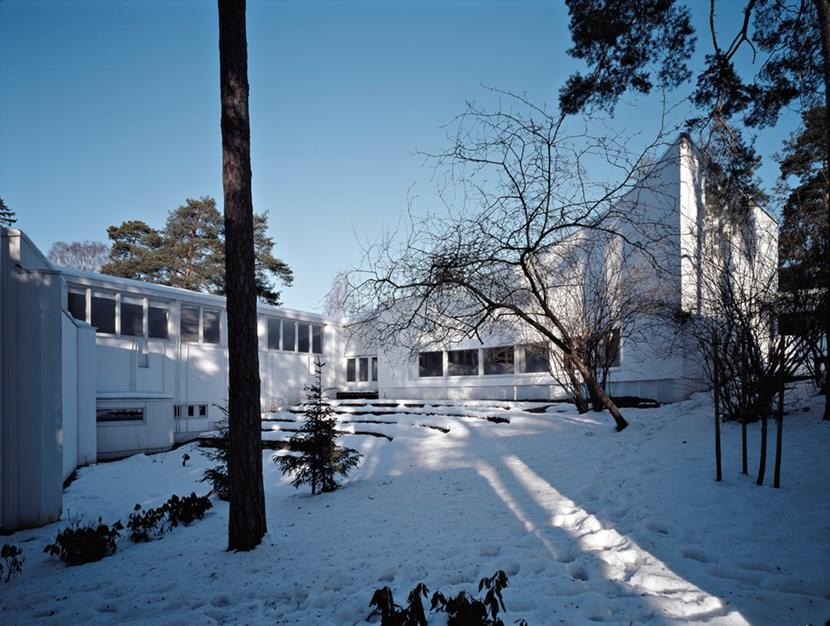 Google Launches New Virtual Experience that Takes You Inside Alvar Aalto's Works, Courtesy of Alvar Aalto Foundation