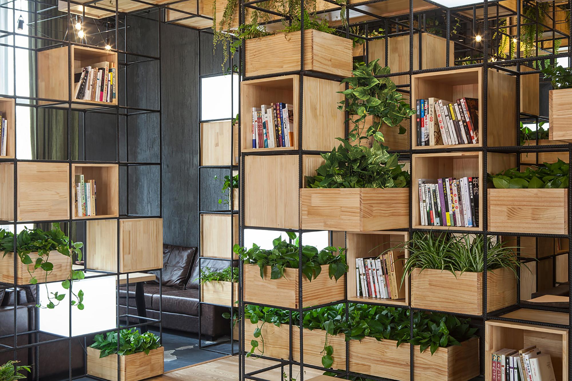 Gallery of home cafes penda 27 - Design giardino casa ...