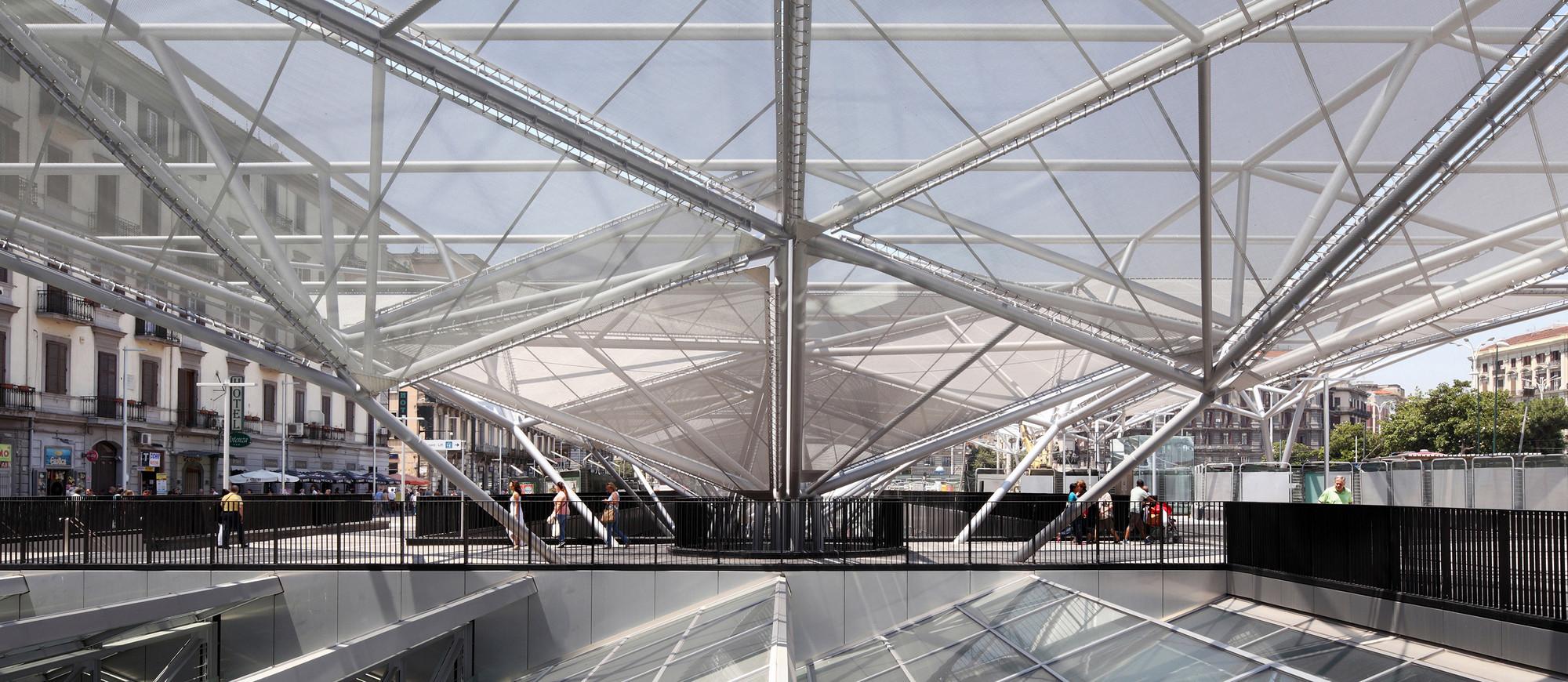 Piazza Garibaldi Dominique Perrault Architecture Archdaily