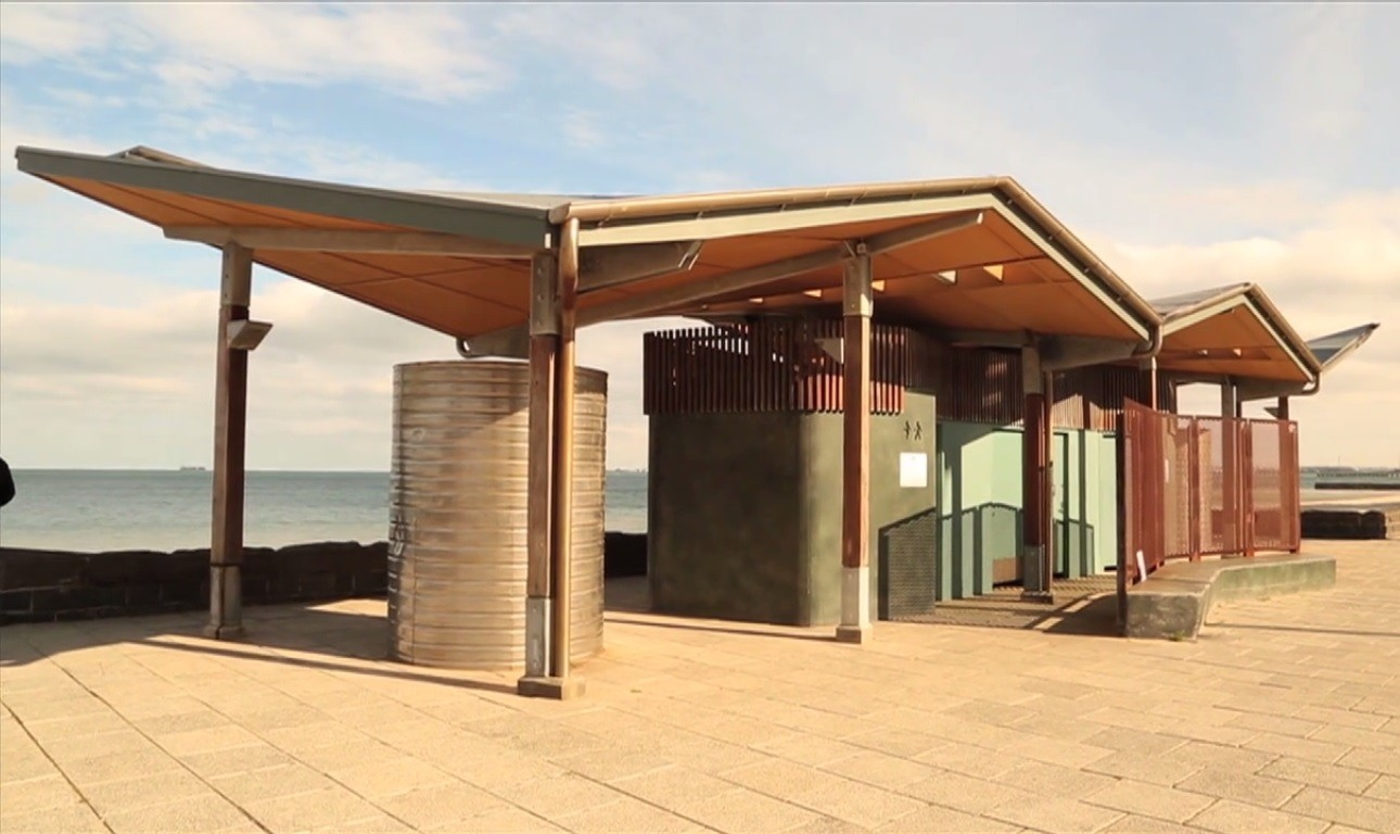 Bold Urban Renewal Projects in City of Port Phillip, Melbourne , Screenshot of video courtesy of Traces Films