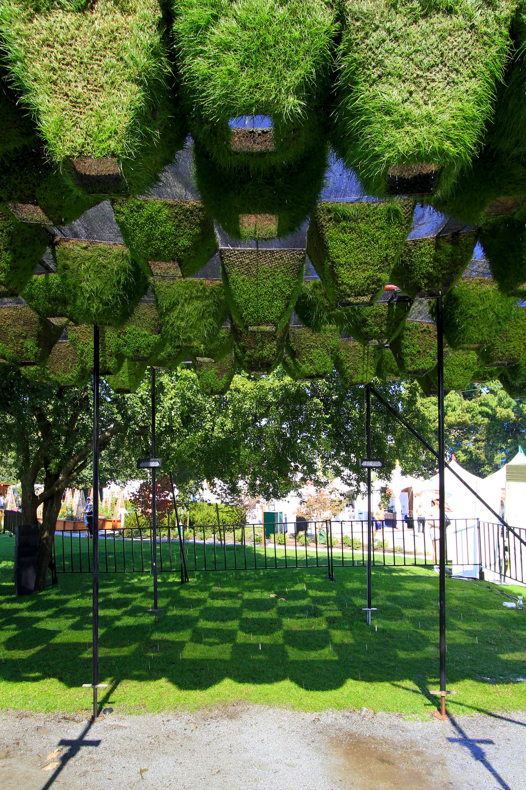 Move Over Green Walls Living Canopy Comes to West Vancouver & Gallery of Move Over Green Walls: Living Canopy Comes to West ...