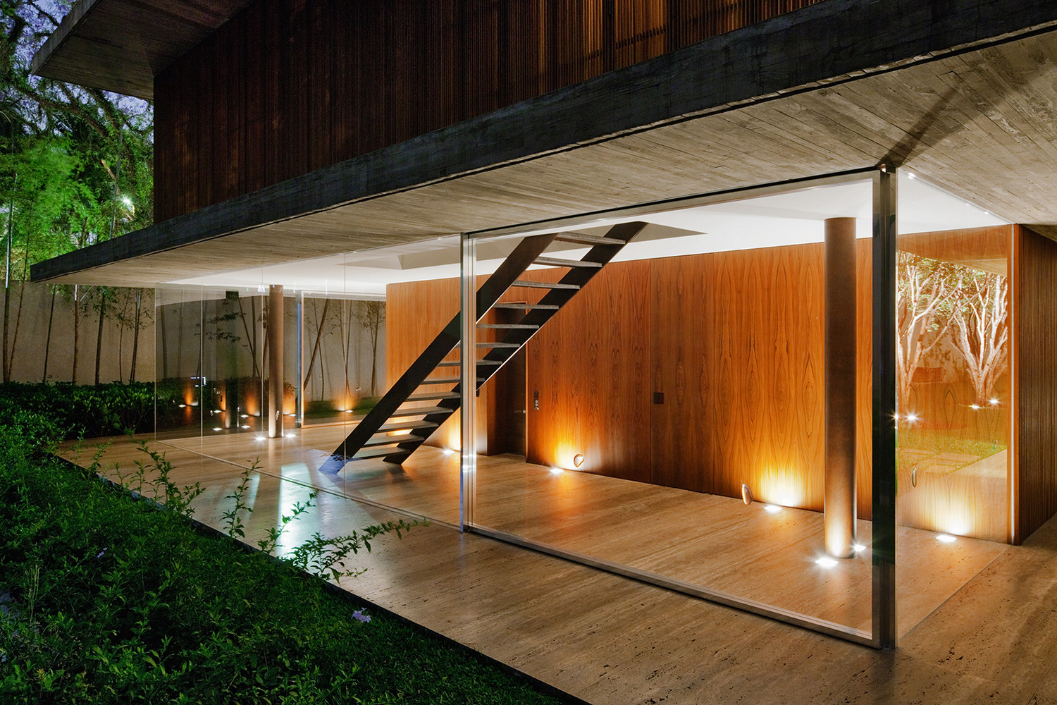 Indoor Outdoor Flooring Options With Patio Floor Lights