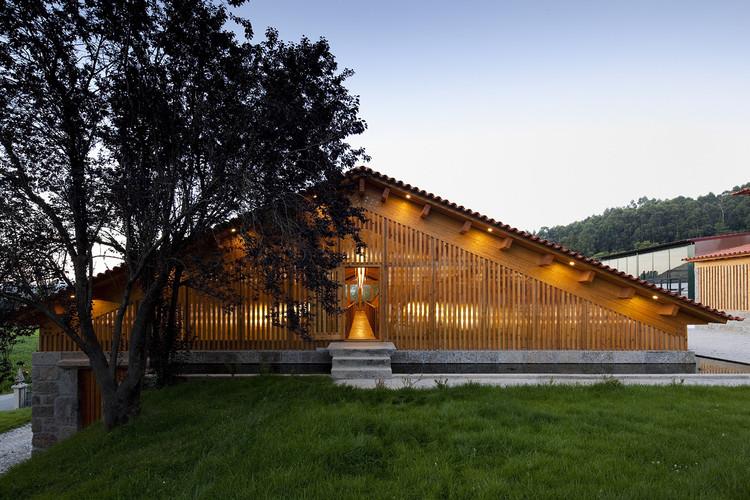 Bodega Casa da Torre / Carlos Castanheira, © Fernando Guerra | FG+SG