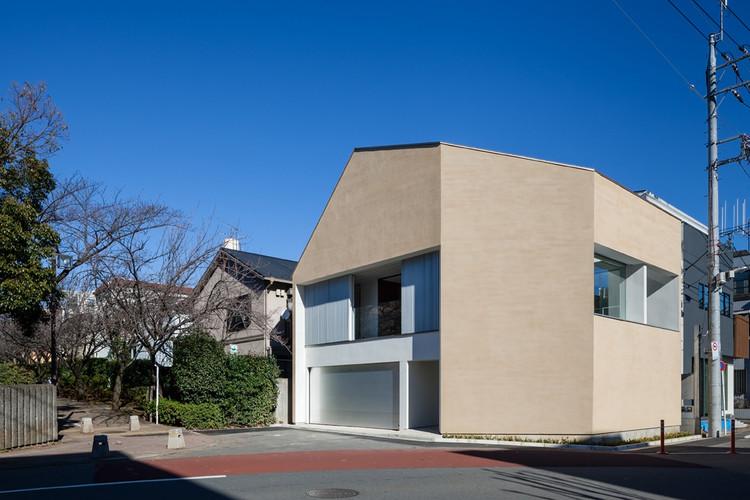 Casa en Komaba / Soichi Yamasaki, © Shigeo Ogawa
