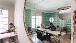 HUBflat / CH+QS arquitectos