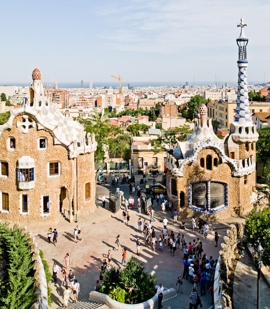 9 Endangered Monuments to Receive Funding for Conservation Works, The Güell Pavilions in Barcelona, Spain. Image © Samuel Ludwig
