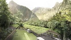 Segundo Lugar en concurso de ideas para futuras intervenciones en Machu Picchu / Perú