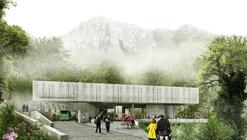 Tercer Lugar en concurso de ideas para futuras intervenciones en Machu Picchu / Perú