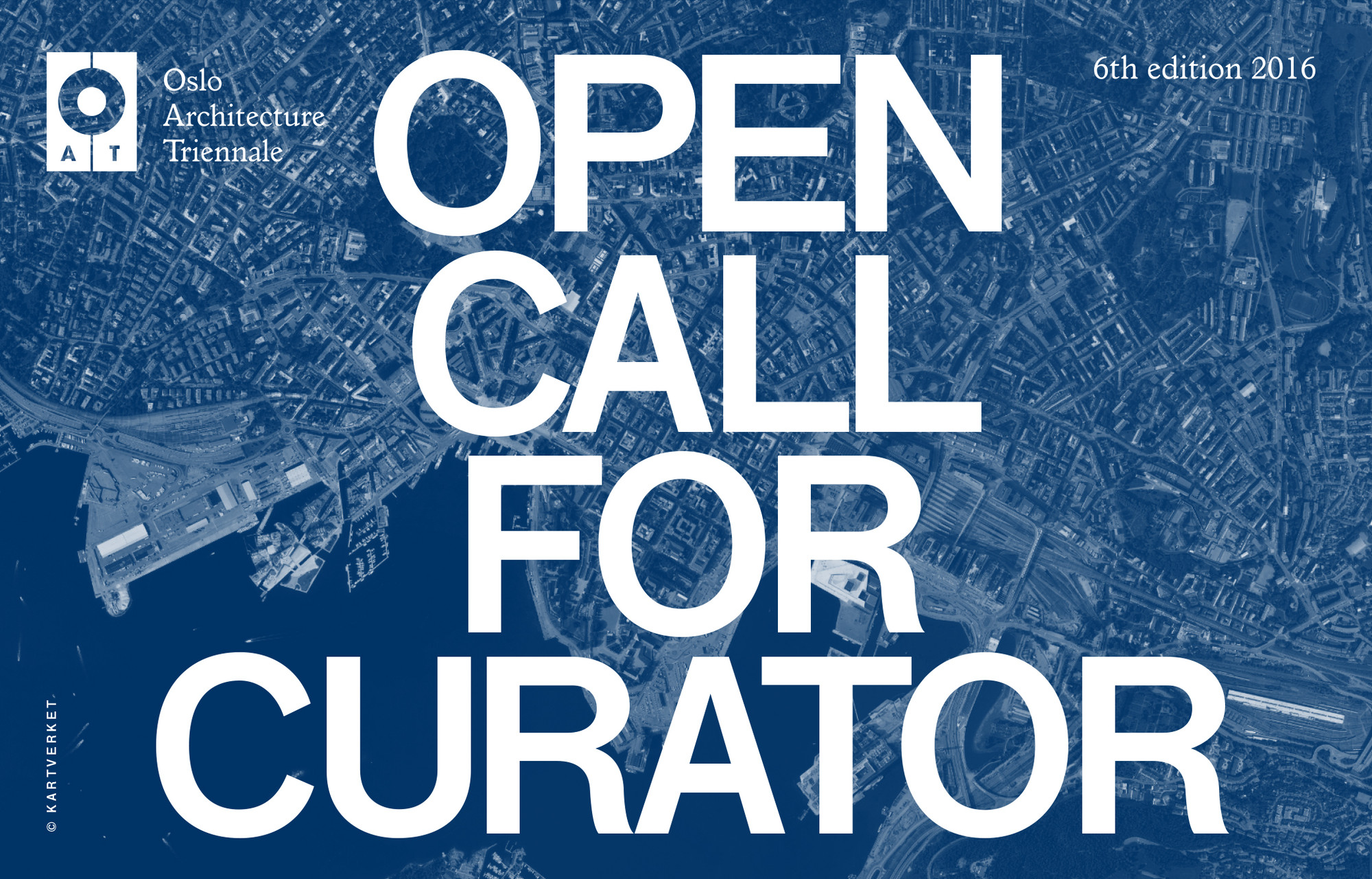 Open Call for Curator: Oslo Architecture Triennale 2016, Courtesy of Oslo Architecture Triennale