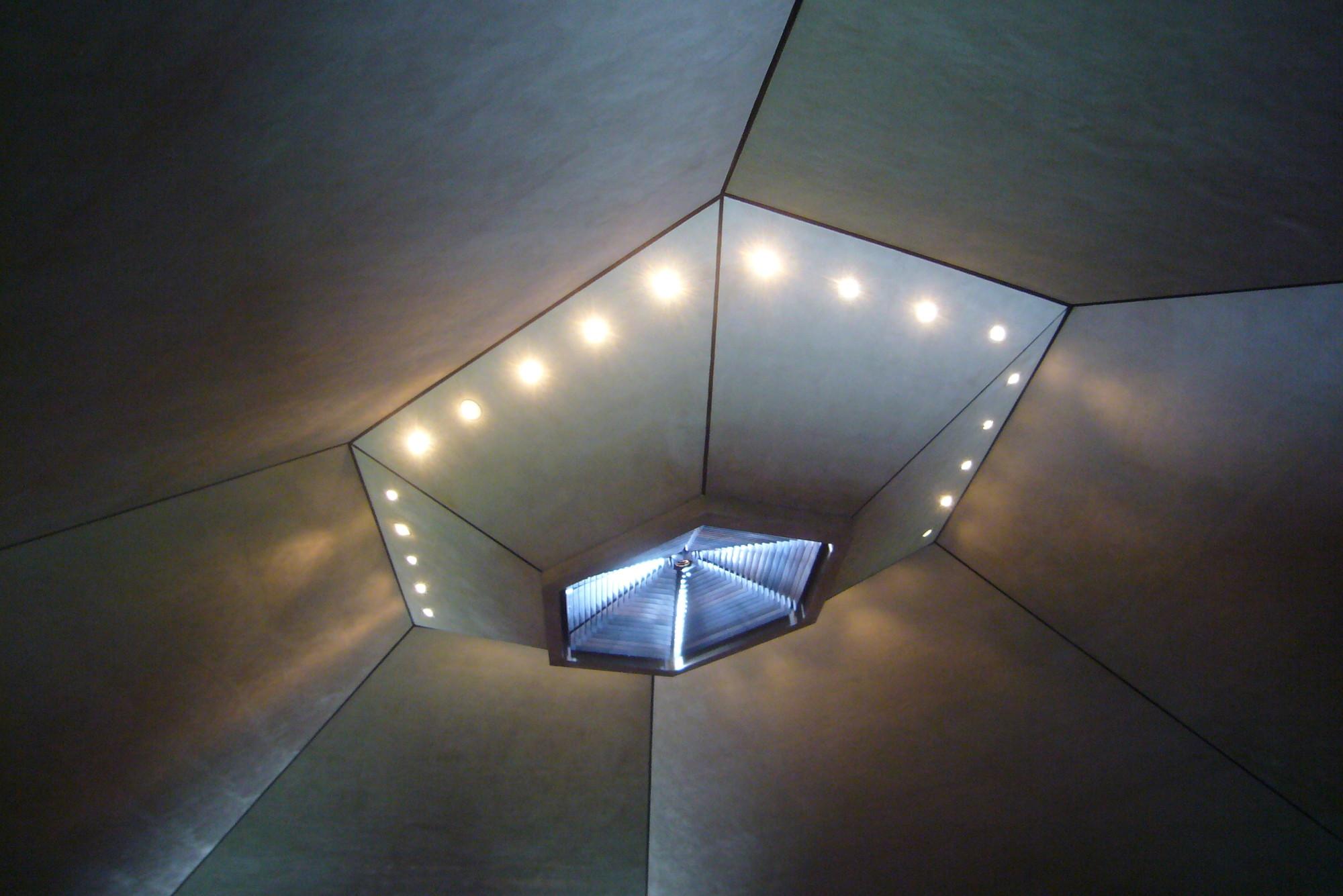 Clásicos de Arquitectura: Iglesia Cristiana del Norte / Eero Saarinen