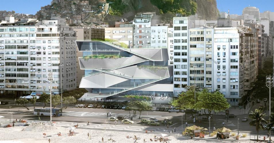 Gallery of in progress mis copacabana diller scofidio for Hotel dauly bron