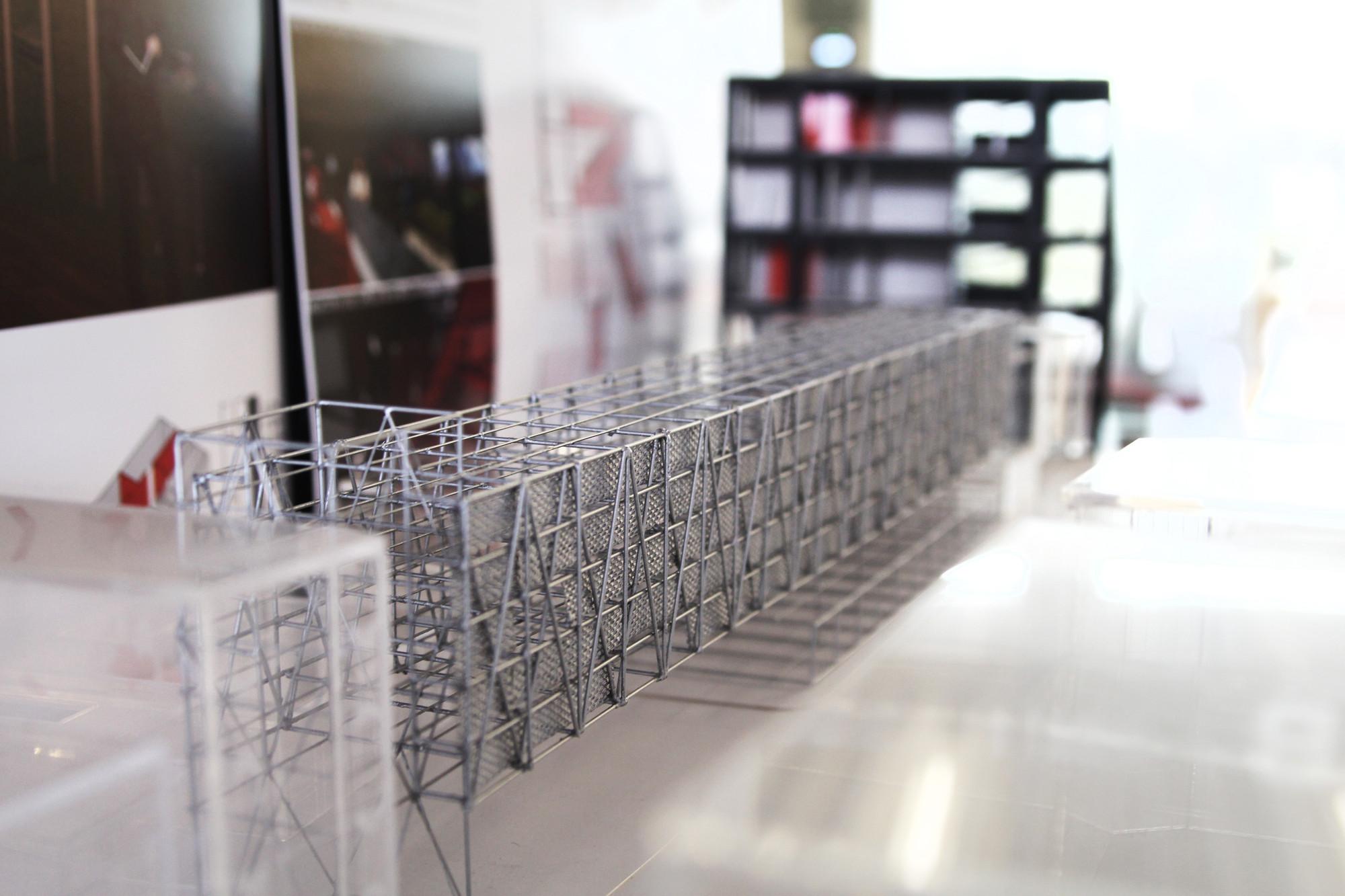Resultados XXVIII Concurso CAP 2014, Primer Lugar. Image © Equipo PARQ