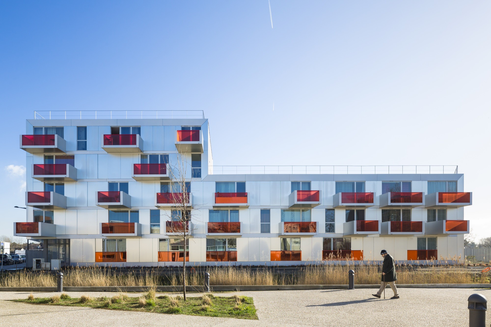 Grand Synthe - Place Du Courghain / Philippe Dubus Architecte, © Sergio Grazia