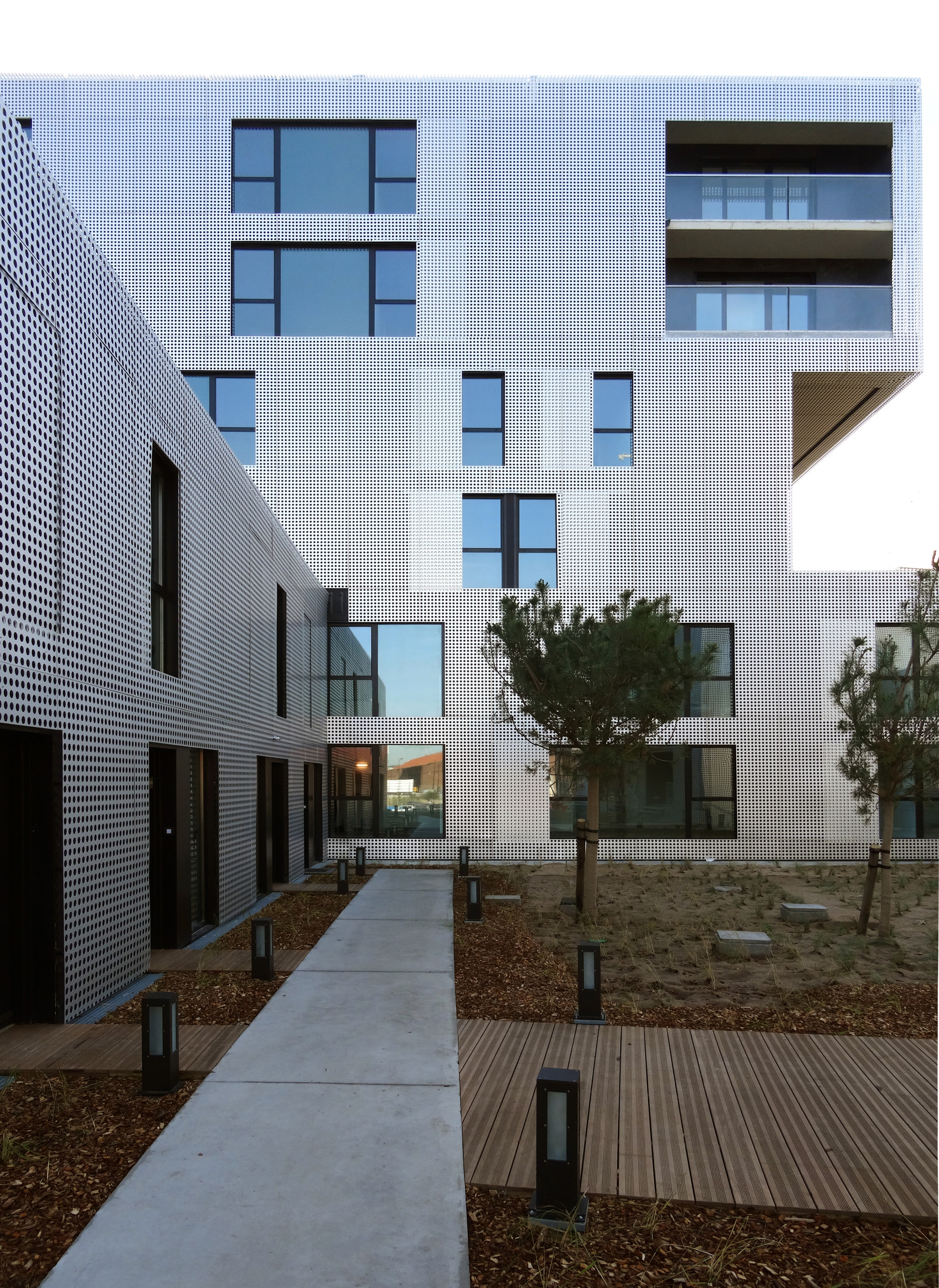 galer a de le havre cote docks vauban philippe dubus architecte 9. Black Bedroom Furniture Sets. Home Design Ideas