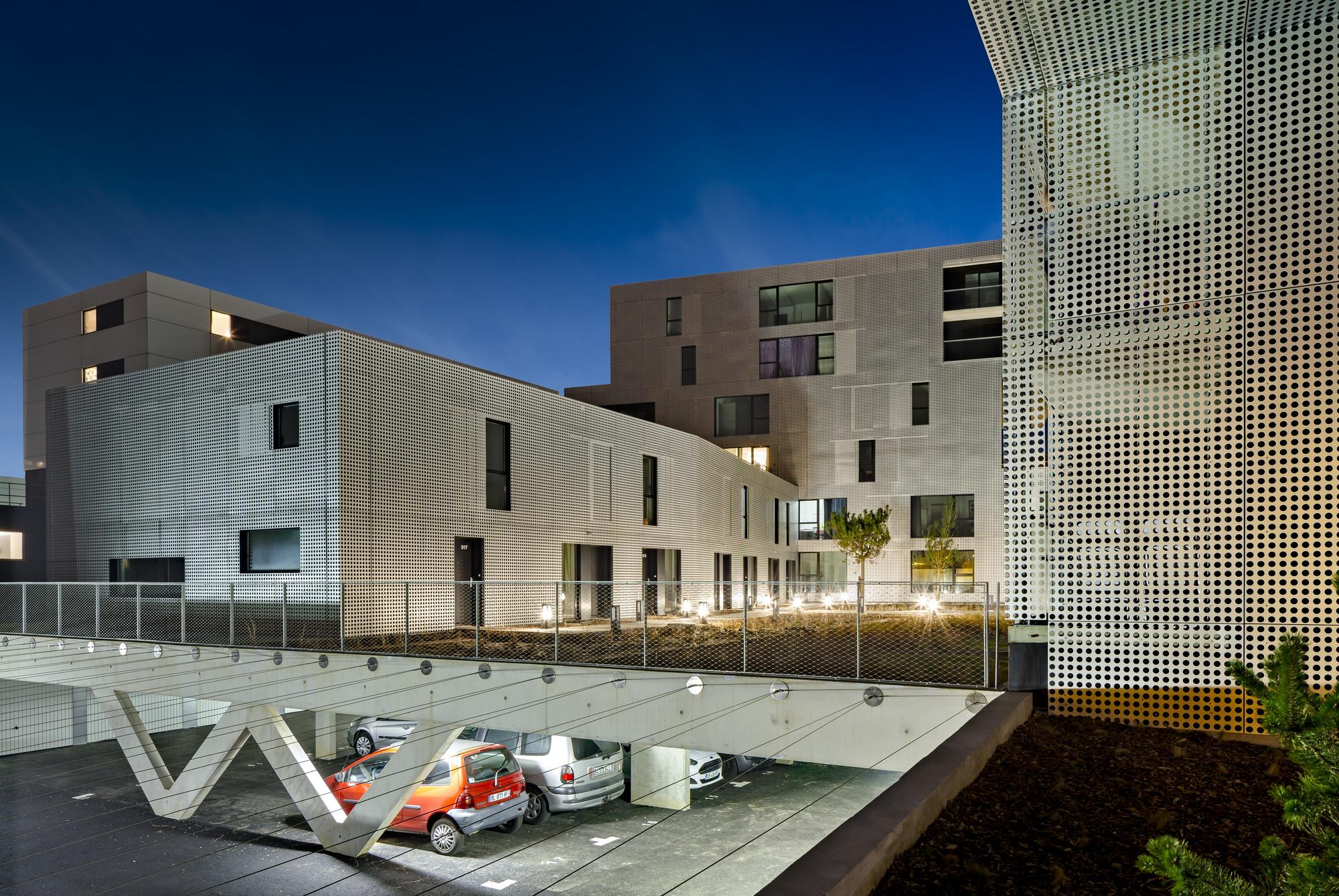 gallery of le havre cote docks vauban philippe dubus architecte 23. Black Bedroom Furniture Sets. Home Design Ideas