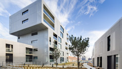 Le Havre – Cote Docks Vauban / Philippe Dubus Architecte